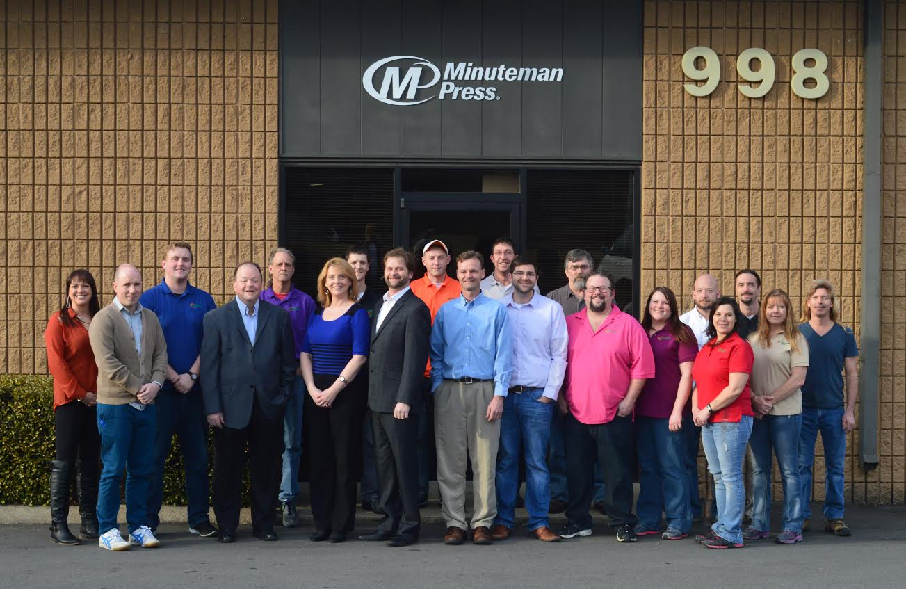 Nashville Printing Staff Photo